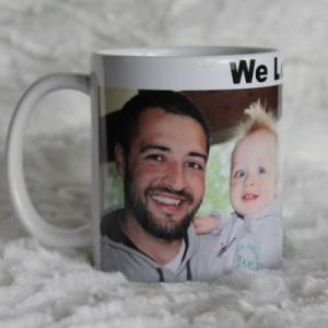 mug cup coffee sublimated