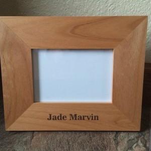 photo frame laser