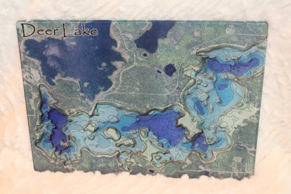 map custom