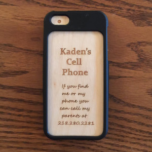 customized kid cell phone