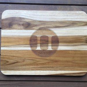 Teakwood Cutting Board